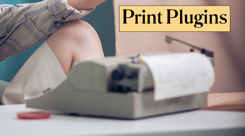 Print Plugins - How to connect brother printer to mobile