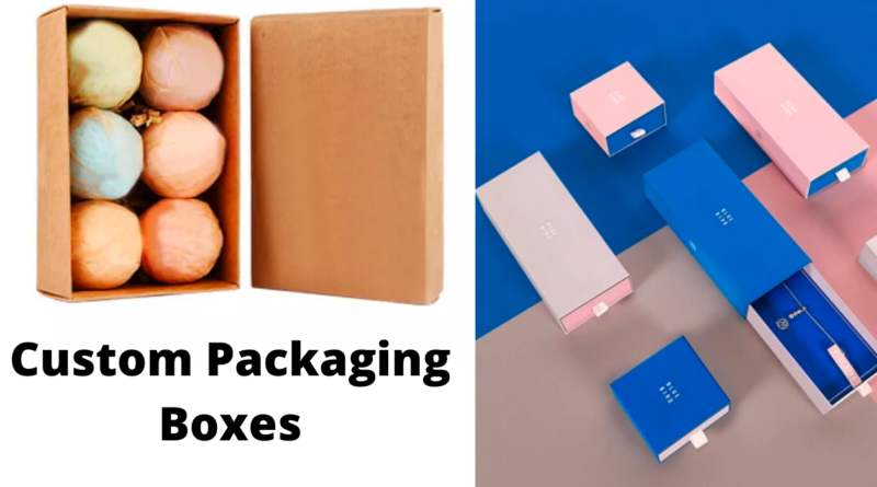 Why Custom Bath Bomb Boxes Are the Necessity for Toiletry Industry to Thrive.