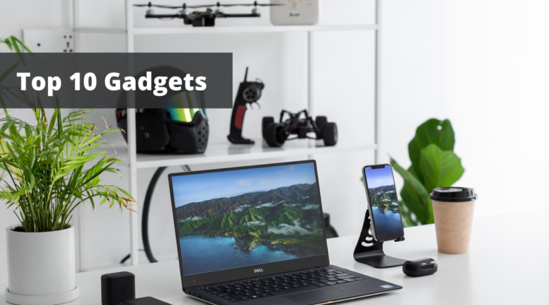 Top 10 Gadgets to Buy from Amazon