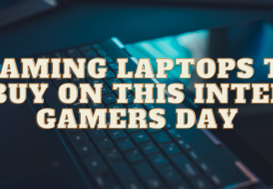 5 Best Gaming Laptops to buy on this Intel Gamers Day