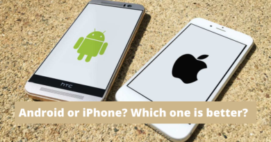 Android or iPhone Which one is better