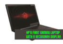 HP's First Gaming Laptop With A Secondary Display