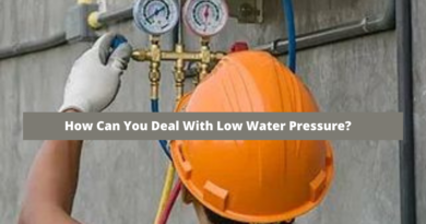 How Can You Deal With Low Water Pressure?