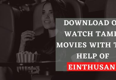 Download Tamil movies from Einthusan