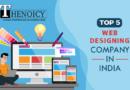 Top 5 Web Designing Companies in India